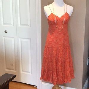 Michael Kors simple Silk summer dress. S0